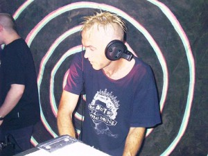 Acid Techno DJ Judda